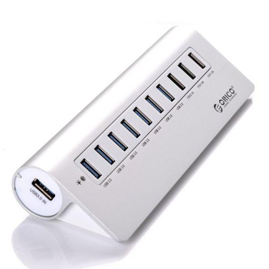 Box gắn 2/5/10 HDD/ Dock chép Karaoke, Usb 3.0, Hub, Card.. ORICO - 9