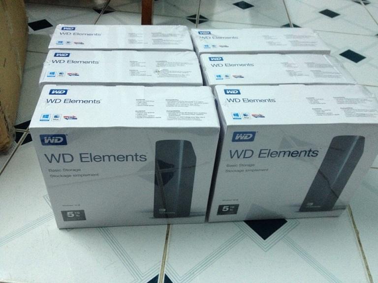 Về nhiều HDD 1T-> 5TB  WD, HItachi, Toshiba chính hãng 36T, giá cực tốt. - 15