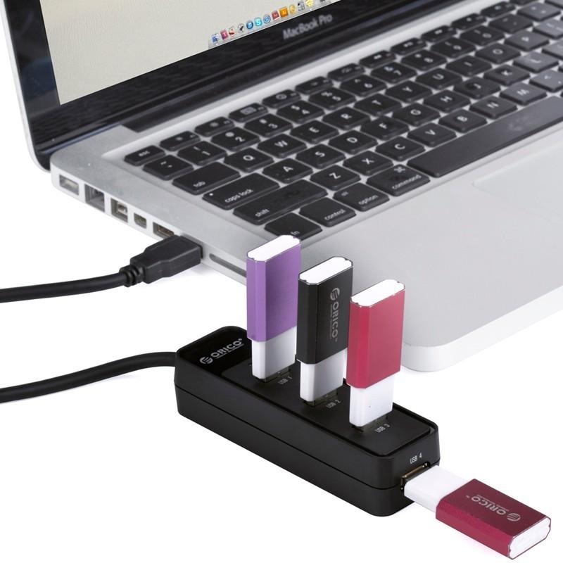 Box gắn 2/5/10 HDD/ Dock chép Karaoke, Usb 3.0, Hub, Card.. ORICO - 2