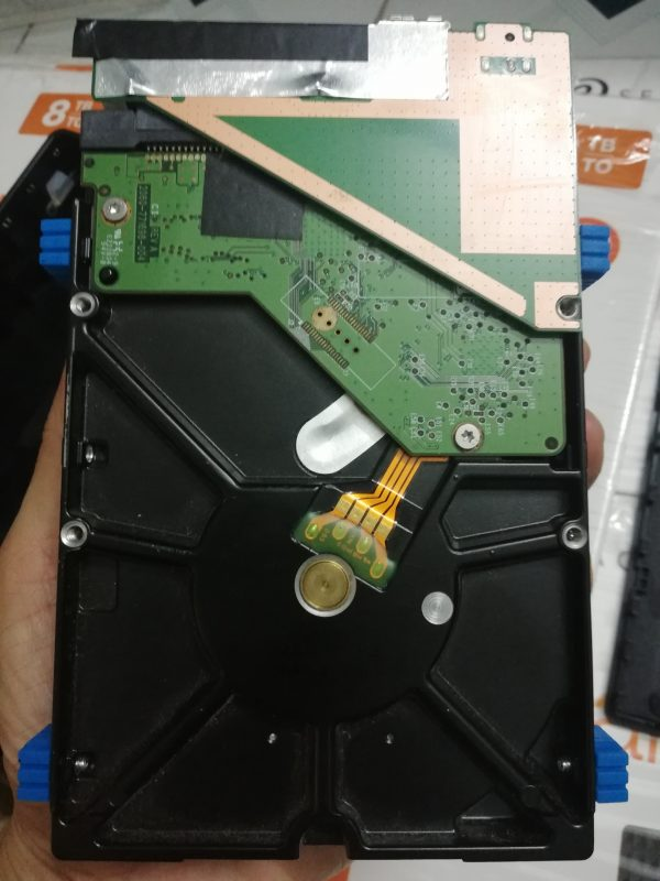 Box HDD Seagate Expansion 3.5 USB 3.0, hỗ trợ  HDD 12TB - 5