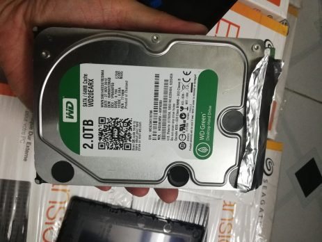 Box HDD Seagate Expansion 3.5 USB 3.0, hỗ trợ  HDD 12TB - 6