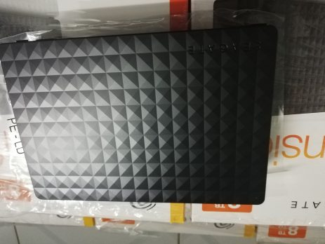 Box HDD Seagate Expansion 3.5 USB 3.0, hỗ trợ  HDD 12TB - 10