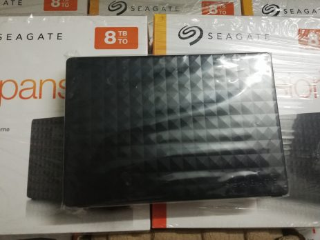 Box HDD Seagate Expansion 3.5 USB 3.0, hỗ trợ  HDD 12TB - 11